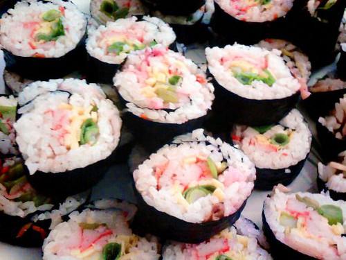 okamiden sushi roll