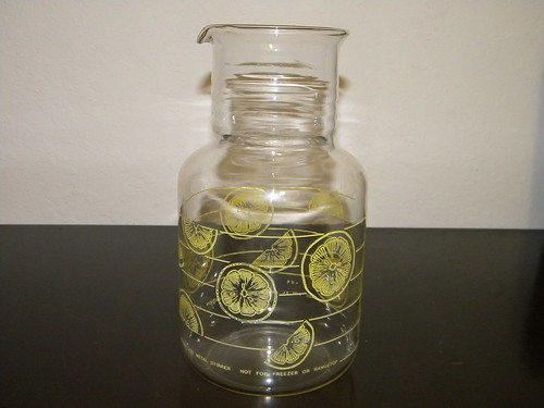 Lemons Carafe - *For Trade*