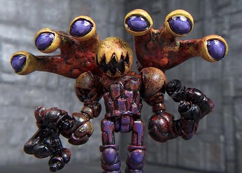 Callgrim x Onell x Alien Argus