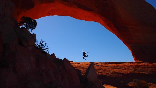 Wilson's Arch, Utah