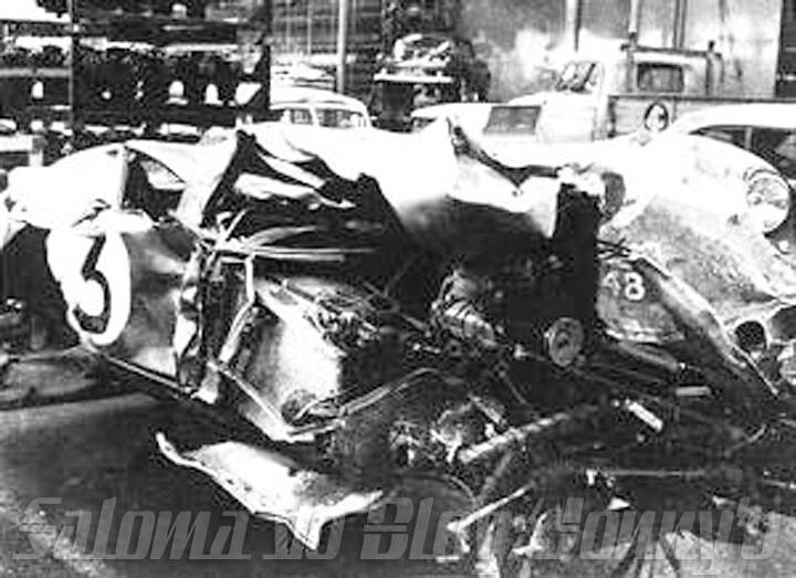 AC_coupe Le Mans #1964 C
