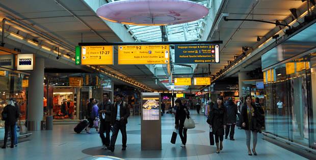 Aeroporto de Schiphol 1