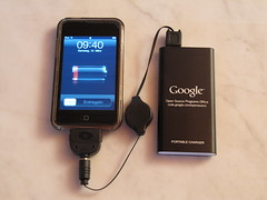 google ipod charger gsoc 2011