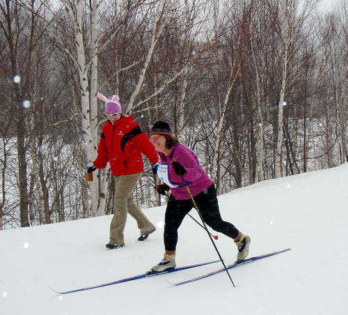 Carl Johnson Ski-A-Thon 3/12/11