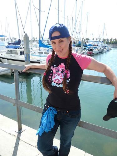 Robin Arcuri @Redondo Beach, Ca March 11, 2011