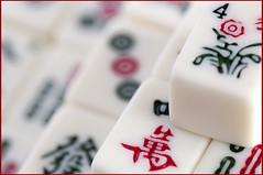 Mahjong (hoho0482) Tags: macro four mahjong macromonday