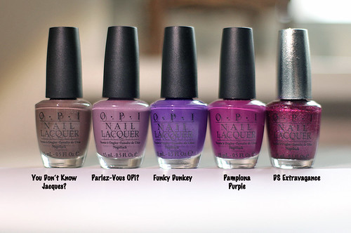 OPI Other color