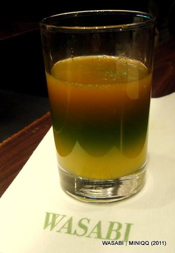 DIY果汁-姑且稱為熱帶水果...