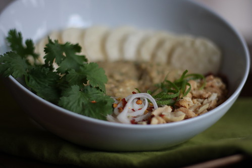 Spicy Thai Hummus
