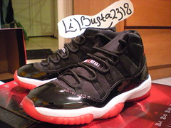 GONE GONE GONE Jordan XI - CDP XI/XII - Size 8 New in Box (Gearing Up Grapplers) Tags: red black up space air 8 nike jordan size pack jam countdown 2009 xi bred sz cdp gug gearing grapplers nikeairjordan xixii gearingupgrapplers