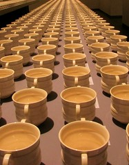 Cups Completely Empty