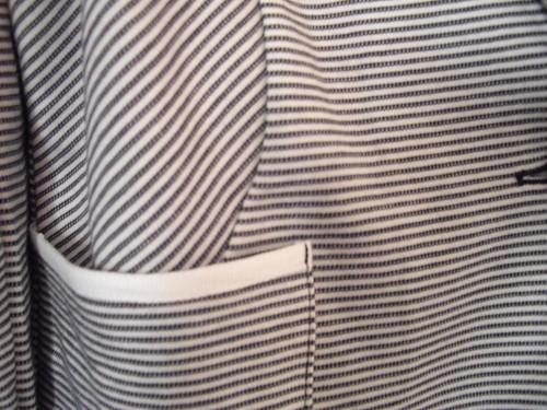 Next jacket detail
