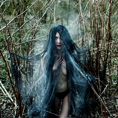 Canotila (Helen Warner (airgarten)) Tags: forest photography woodlands spirit feminine helen warner creatures helenwarnerphotography