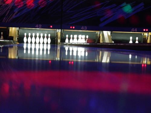 Bowling Fun At Brunswick Zone