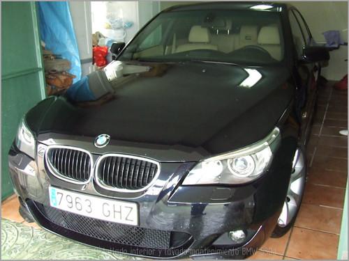 Detallado int-ext BMW 530d e60-19