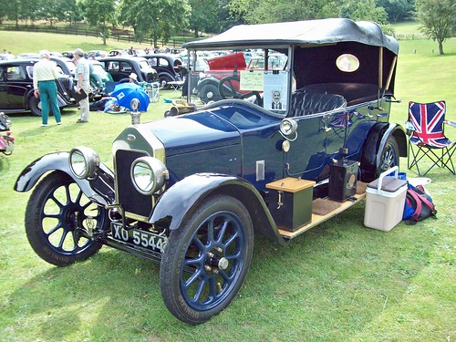 5 Wolseley Ten E3 Tourer (1923)