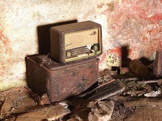 Radio, Morfa Uchaf