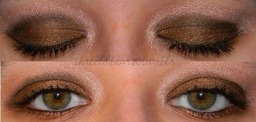 Look 2 - Urban Decay Naked