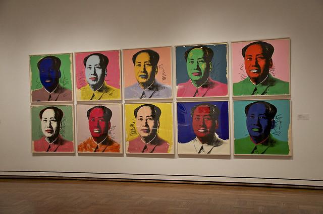 075/365 ~ Chairman Mao