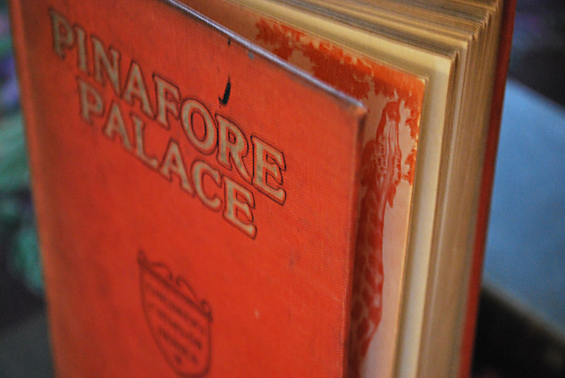Vintage Books: Pinafore Place Children's Book