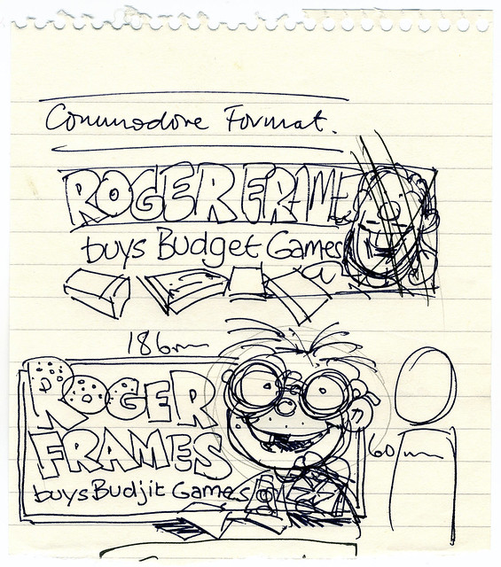 Roger Frames - First Ideas