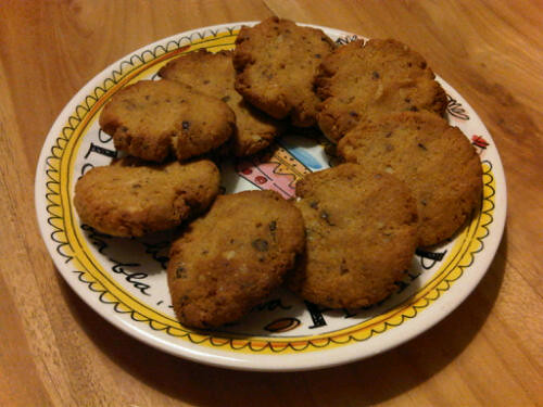Quick paleo cookies 1