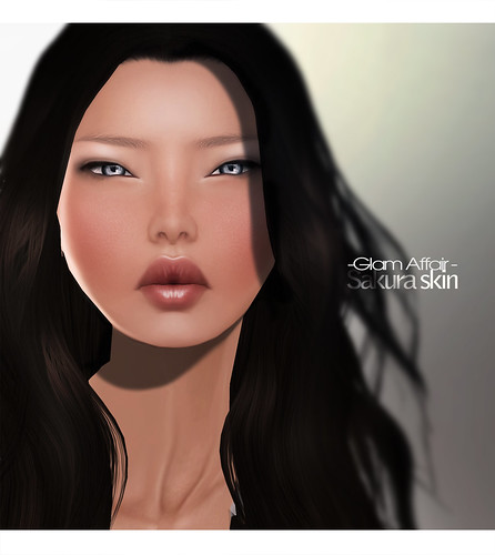 -Glam Affair - Sakura skin - Natural 01