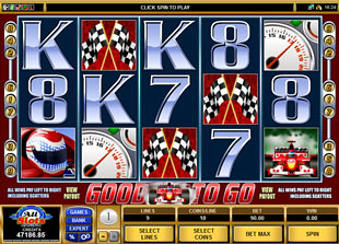 Good to Go slot game online review