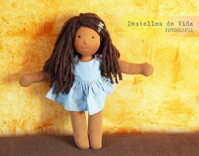 Mi nueva muñeca