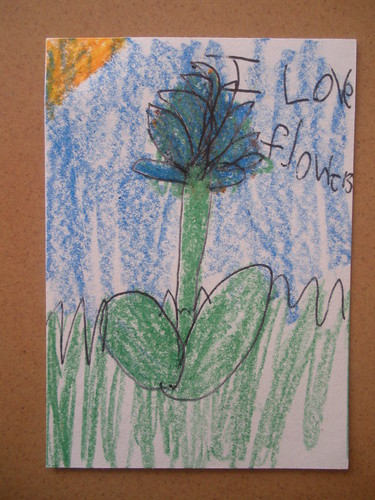 """I Love Flowers"""