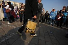 Trade Union Rally in Bucharest (Catalin Pruteanu) Tags: paris bag rally meeting demonstration romania bucharest bucuresti tradeunions casapoporului piataconstitu