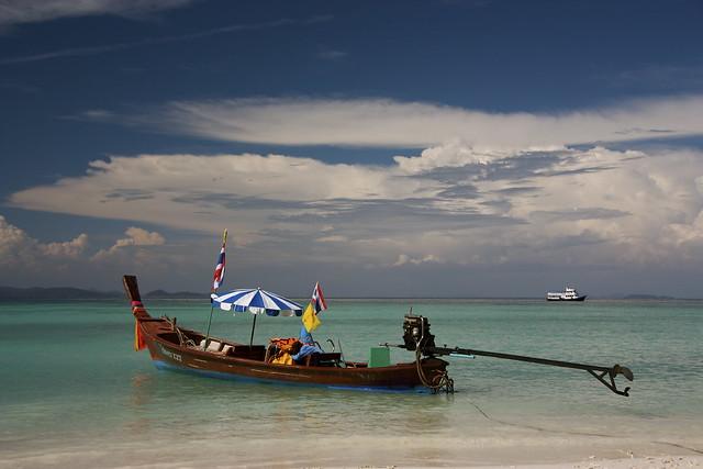 Phuket Island Boat