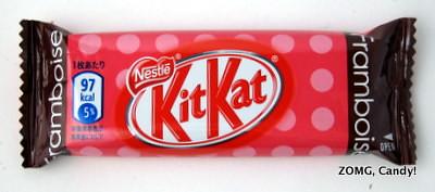 Kit Kat Framboise