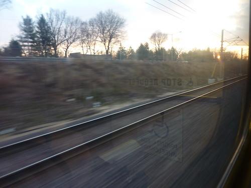 Metrolink Blur - Project 365 Day 69 by Ladewig
