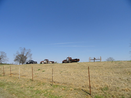 The Thomas' of Winston County, And Their Memorial Trucks