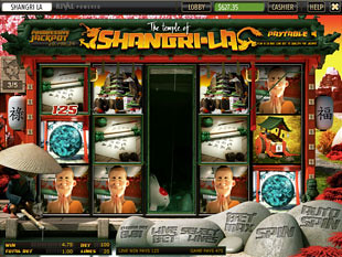 free Shangri-La slot bonus feature