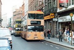 Bus Eireann D724 (Longreach - Jonathan McDonnell) Tags: ireland dublin bus print cork scan 1980s leyland vanhool dublinbus buseireann atlantean busathacliath vanhoolmcardle