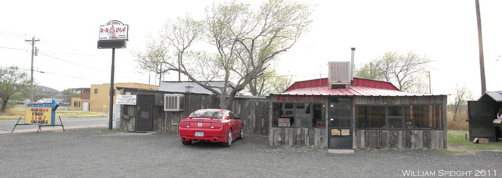 Big John's BBQ - Big Spring Texas