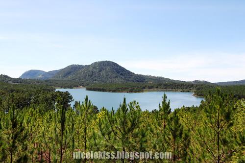 dalat lake view