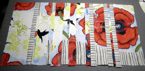 Project QUILTING - Large Scale Print Challenge:  Convergence complete