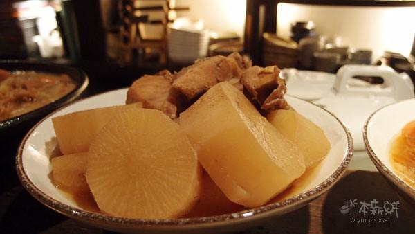 鰤魚蘿蔔燉煮