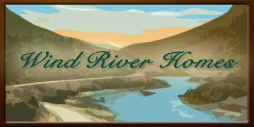 Wind-River-Homes-Logo-Sign