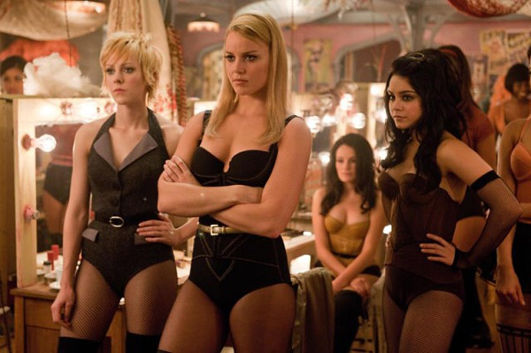 Abbie Cornish and Skanks
