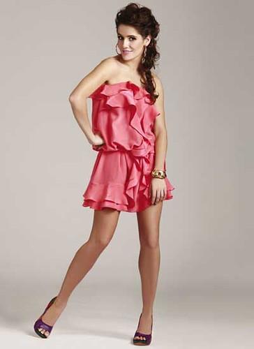 vestidos curtos de festa 2011