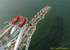 Pipelayer Audacia in Rotterdam 4765 (Fotovlieger (aka hanselpedia)) Tags: kite rotterdam ship offshore vessel aerial kap pipeline allseas pipelayer verolme pijpenlegger callandkanaal