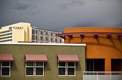 Geometric Frivolity (rowjimmy76) Tags: homes winter sky storm weather clouds canon dark march threatening condo thunderstorm southerncalifornia orangecounty gardengrove instability g11 chapmancommons