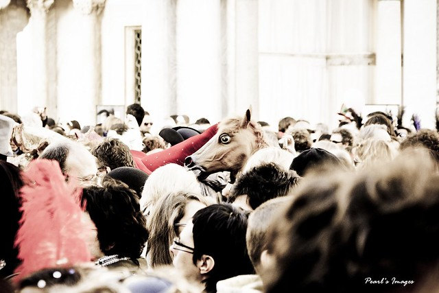 馬面 horse face