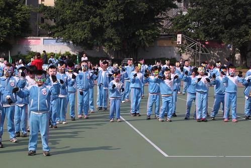 成功國小運動會 016
