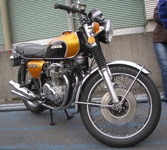 Honda CB500 Four (gueguette80) Tags: old bike honda four japanese expo artois motos arras motorrad anciennes cb500 japonaises ravera