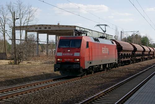 Güterzug Rückersdorf